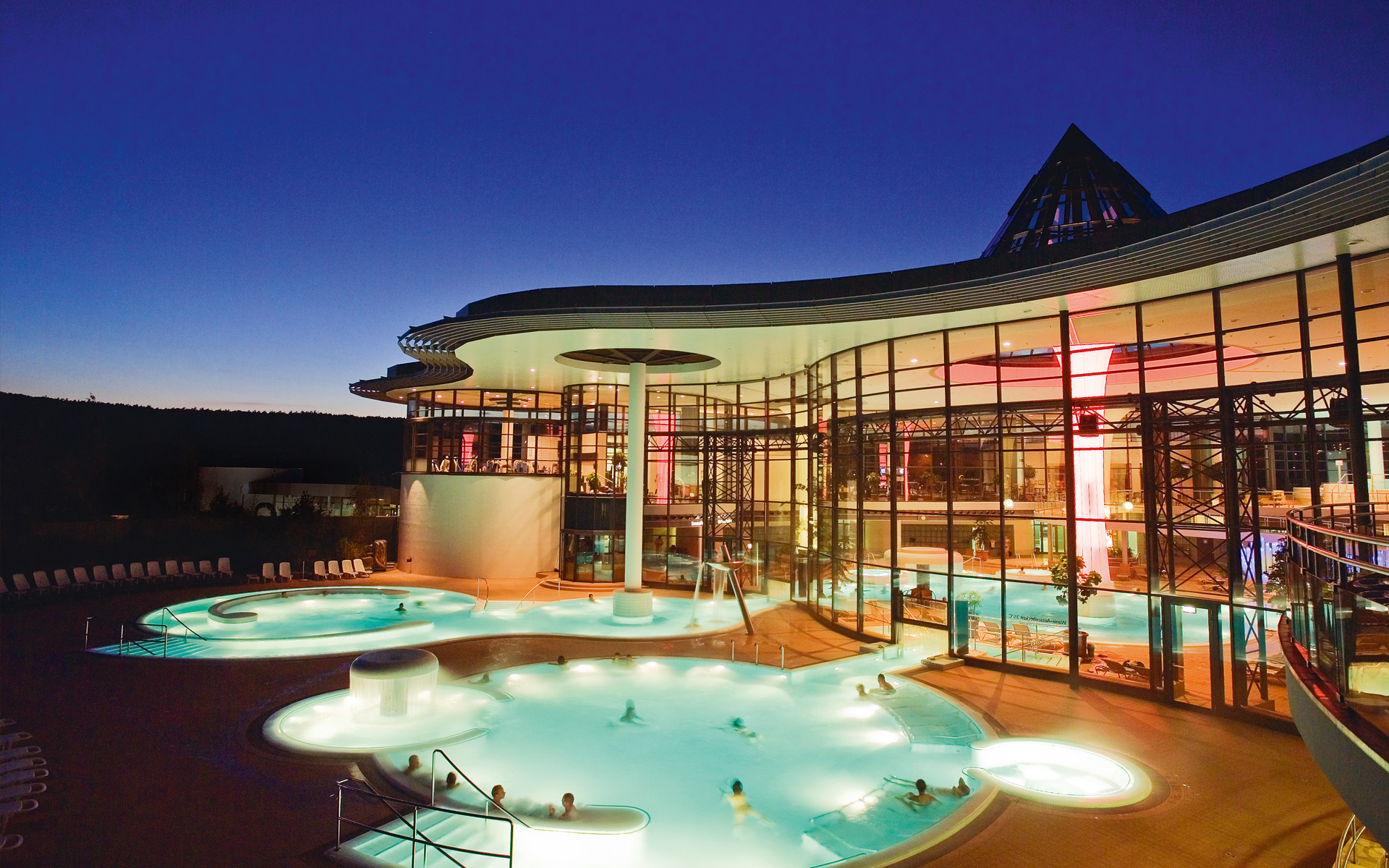 Bad Kissingen - Therme Kiss Salis | Bäderland Bayerische Rhön